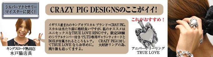 Crazy Pig Designs ���쥤�����ԥå�
